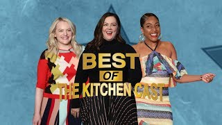 Best of 'The Kitchen' Cast ft. Tiffany Haddish, Elisabeth Moss and Melissa McCarthy!