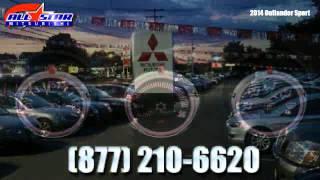 mitsubishi outlander sport crossover suv  Corpus Christi  Texas Contact (877) 210-6620