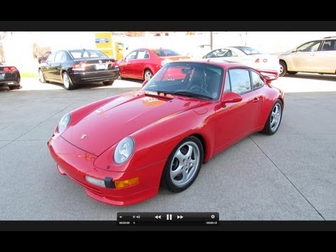 1995 Porsche 911 Carrera Start Up, Exhaust, and In Depth Tour