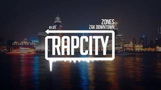Zak Downtown - Zones (Lyrics)