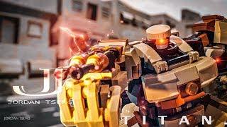 MECHA FRAME - Titan Attack Stop Motion