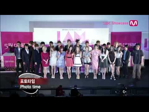 SM movie 'IAM' showcase live clip_ KangTa BoA TVXQ Super Junior Girl's Generation SHINee f(x)