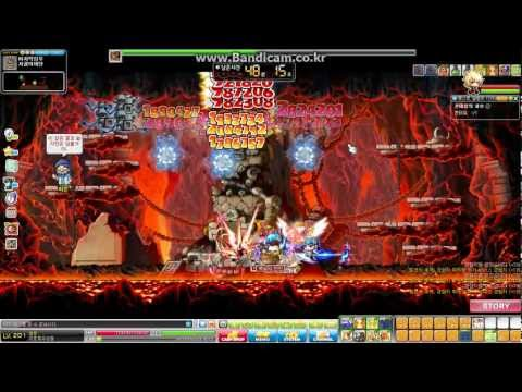 KMST 1.2.483 ~ Lv. 201 Zero vs Zakum aka The Punching Bag