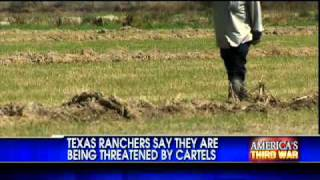 Texas Farmers Under Attack by Mexican Cartels