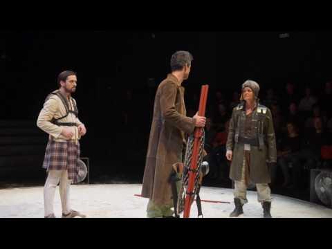Macbeth, Teatrebrik dir: Joan Gómez Ponsetí