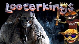 LOOTERKINGS #002 - MEGA-FAIL beim Elfengeist | Let's Play Looterkings