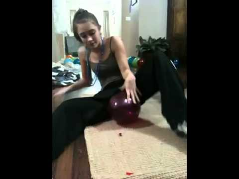Balloon Pop Party video