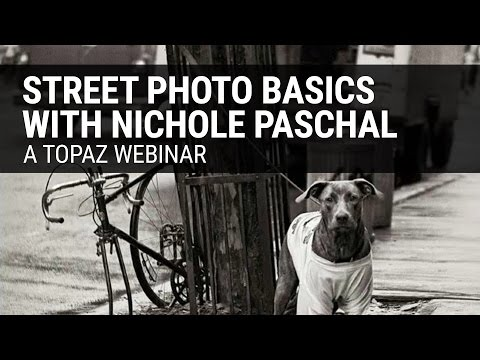 Street Photography Basics