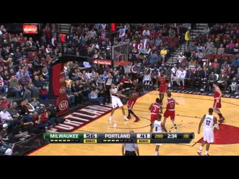 Larry Sanders Larry Sanders' Block on