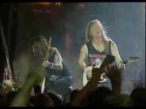 Iron Maiden - Transylvania Live