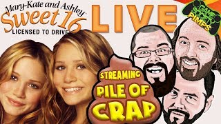 Mary Kate & Ashley's Sweet 16 Driving - Streaming Pile of Crap