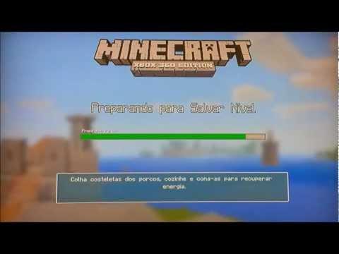 Minecraft X360 - Segredos do Mundo