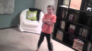 6 YEAR OLD CLOGGING!