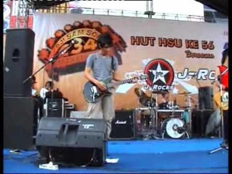 J-Rocks_08. Semakin Sendiri