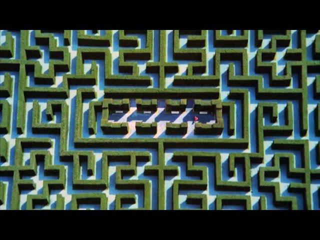 Top 10 Movie Mazes