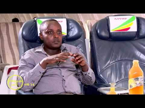 Interview with Gutema Gute owner of Boeing 737 Air plane Hotel