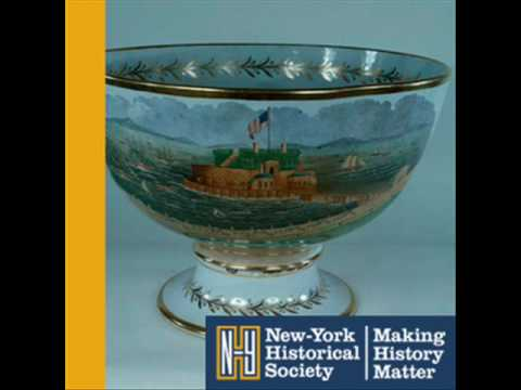 Marquis de Lafayette Punch Bowl (415) | New-York Historical Society
