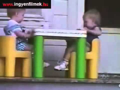 Caidas graciosas de bebes
