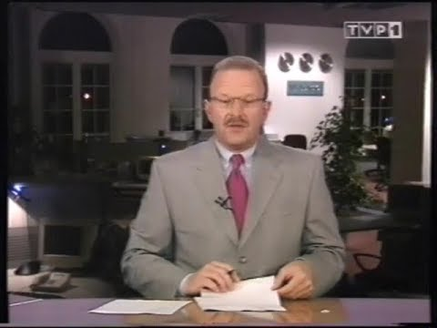 Program Pierwszy - Wiadomości (05.08.1998)