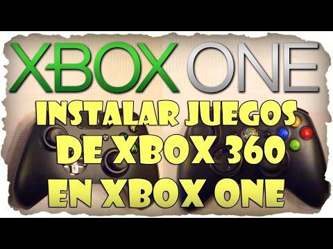 Como instalar juegos de Xbox 360 en el Xbox One? En Donde están? Retrocompatibilidad Preview Program