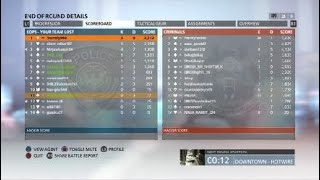 Battlefield™ Hardline Upy