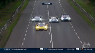24 Hours of Le Mans 2018 Full Highlights