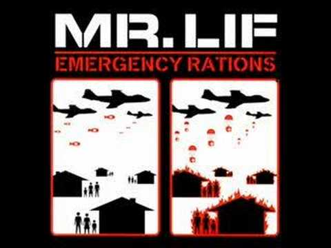 Mr. Lif - Phantom Feat. EL-P