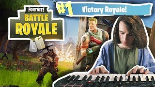 Turning FORTNITE BATTLE ROYALE sounds into FIRE BEATS