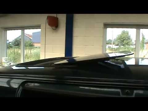 WEBASTO HOLLANDIA 300 CLASSIC LARGE ELECTRIC SPOILER SUNROOF