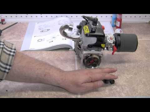 HPI Baja 5SC SS Build Video #31 Page 42-43