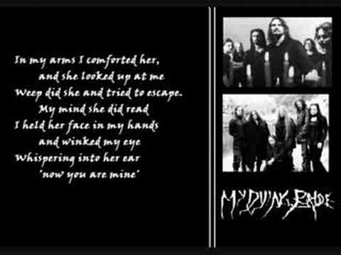 My Dying Bride - One Of Beautys Daughters