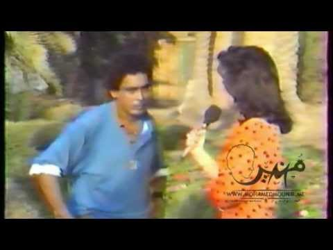 Mohamed Mounir - Rare Interview | محمد منير - لقاء نادر جداً