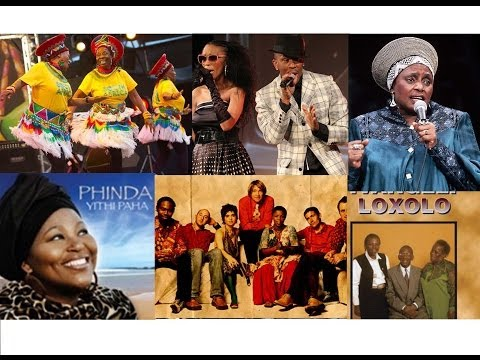 South African Music (3) video