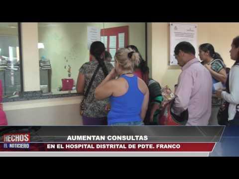 Canal 48 HD - AUMENTAN CONSULTAS EN PEDIATRÍA Y GINECOLOGÍA-HOSP. DISTRITAL DE PTE. FRANCO thumbnail