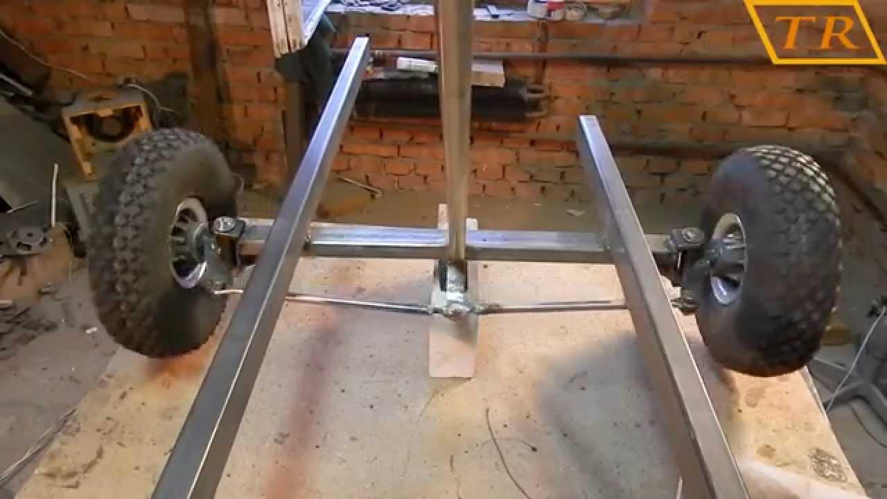 Фактурный валик для бетона своими руками 2