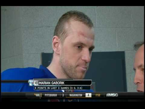 Marian Gaborik (03/24/10) Video