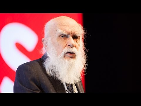 James Randi @ Think Helsinki, Think! April 15th 2015