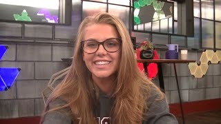 Big Brother - Haleigh Takes The Big Brother 20 HOH Hot Seat