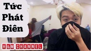 H&M CHANNEL | Trêu Bạch My Bằng Tiếng Muỗi | CẶP ĐÔI BÁ ĐẠO