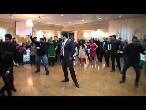 New Year Bonanza 2015 Bhangra Improv Performance video