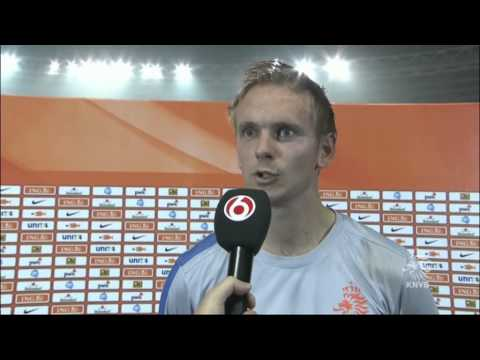Interview Siem de Jong na Indonesië-Nederland 07.06.2013