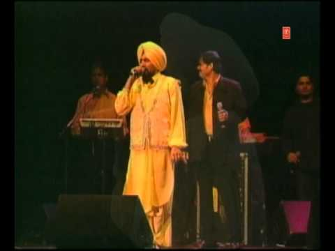 Tera Yaar Bolda Live Performance | Surjit Bindrakhiya