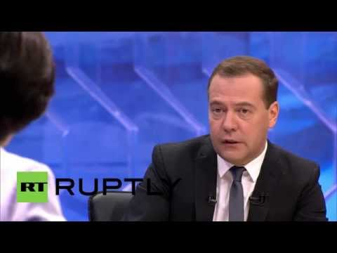 Russia: 'Diversification of economy will take over 10 years' - PM Medvedev
