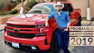 Nueva Chevrolet Cheyenne, un compa de rancho 2019