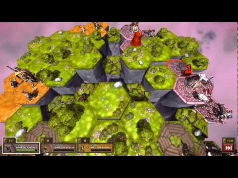 Greed Corp. Walkthrough Part 07: Pirates Campaign -Elysium Valley-