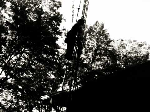 Ham Radio Tower Climb