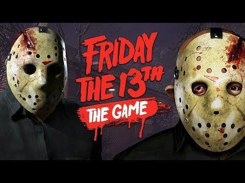 СЕГОДНЯ ПЯТНИЦА 13? ВРЕМЯ УМИРАТЬ! (Friday the 13th: The Game)