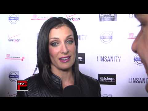 Lovely Dayanara Torres interview at Linsanity Premiere