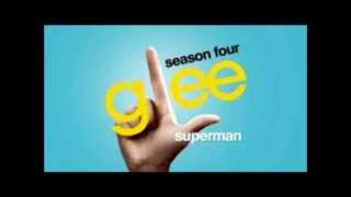 Watch Glee Cast Superman video
