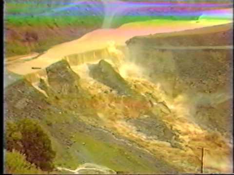 Auburn Upstream Cofferdam Failure, 02/18/1986